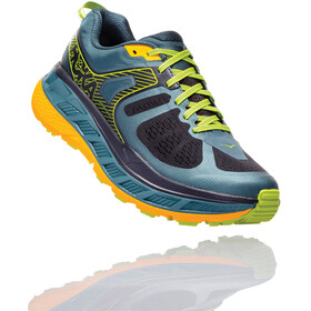 Hoka One One Stinson ATR 5 Running Shoes Men green